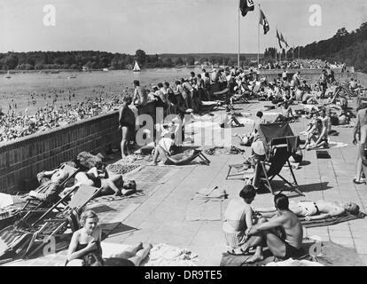 Nazi Holiday Resort - Stock Photo