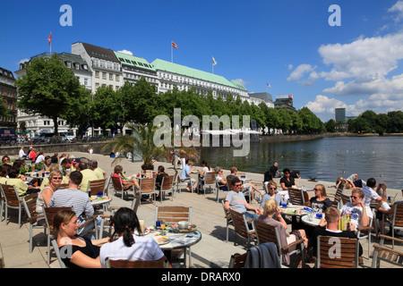 Hamburg Hotel Touristen