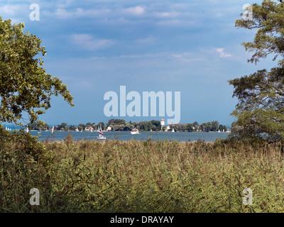 Fraueninsel Island - Stock Photo