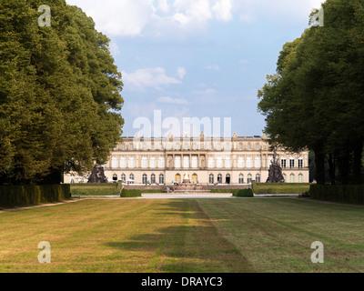 Herrenchiemsee Palace, Bavaria - Stock Photo