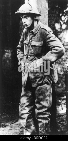 British prisoners WWI - Stock Photo