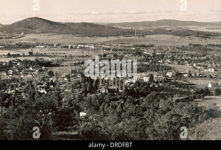 Canberra 1930s - Stock Photo