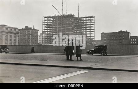 New York, 1920s - Stock Photo