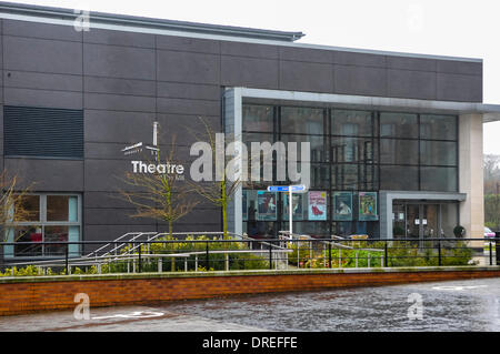 Theatre At The Mill, Newtownabbey - Stock Photo