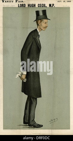 Hugh R. H. Cecil, Vanity Fair, Spy - Stock Photo