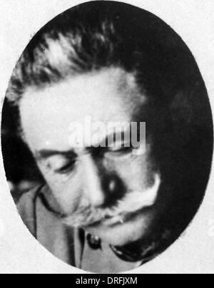 Conrad von Hotzendorf, Austro-Hungarian Army - Stock Photo