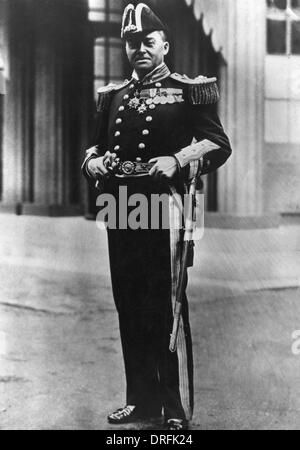 Lord John Fisher, British Admiral of the Fleet - Stock Photo