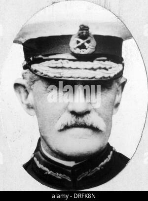 General Sir Ian Hamilton, British army officer - Stock Photo