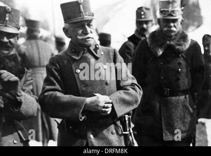 Conrad von Hotzendorf, Austro-Hungarian Army, WW1 - Stock Photo