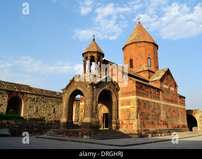 Monastery Khor Virap, Armenia - Stock Photo