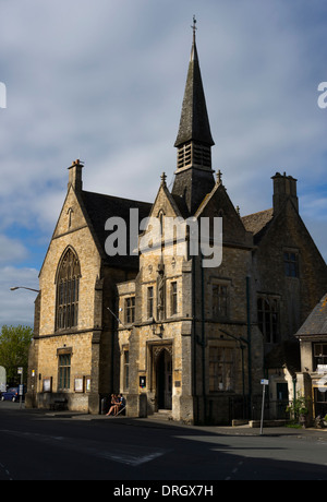 St Edward's Hall Stow on the Wold Gloucestershire UK - Stock Photo