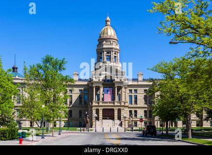 Wyoming State Capitol, Cheyenne, Wyoming, USA