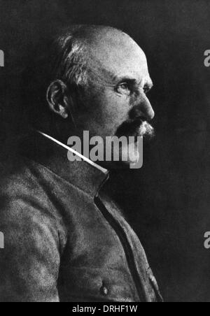 General Petain, French army officer - Stock Photo