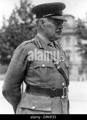 General Sir William Robertson, British army officer - Stock Photo