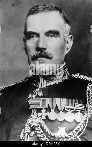 General Sir William Robertson, British army officer, WW1 - Stock Photo