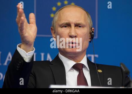 Vladimir Putin - Stock Photo