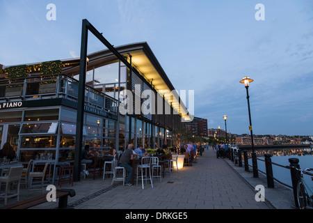 Riverside Cafe Bar Leeds
