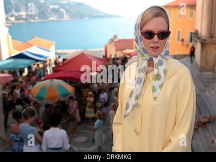 GRACE OF MONACO 2014 Weinstein Company film with Nicole Kidman - Stock Photo
