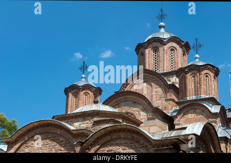 Gračanica monastery, Kosovo - Stock Photo