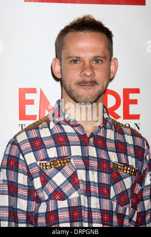 Dominic Monaghan at the Empire Magazine iPad Launch Party, Sunset Tower Hotel, West Hollywood, CA 10-02-12 - Stock Photo