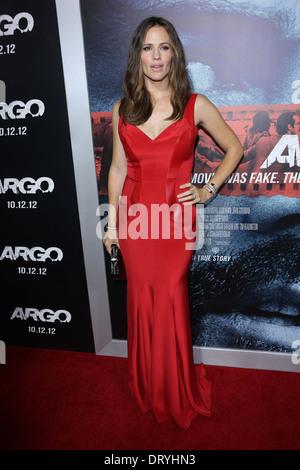 Jennifer Garner at the 'Argo' Los Angeles Premiere, AMPAS Samuel Goldwyn Theater , Beverly Hills, CA 10-04-12 - Stock Photo
