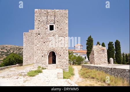 Pythagorion on Samos - Stock Photo
