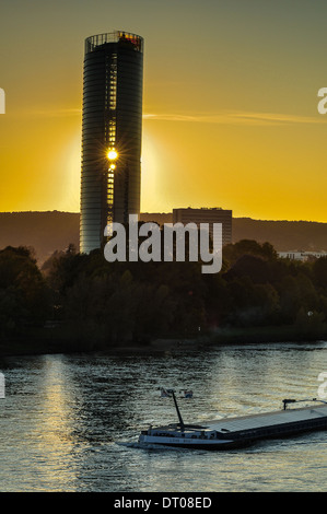 Skyscraper in Bonn - Stock Photo