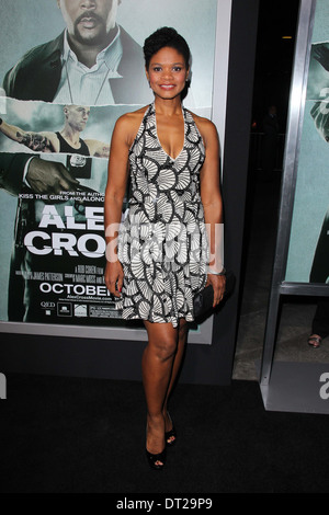 Kimberly Elise at the 'Alex Cross' Los Angeles Premiere, Arclight, Hollywood, CA 10-15-12 - Stock Photo