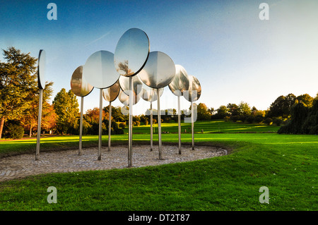 Lollipops in Bonn - Stock Photo