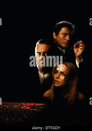 ROBERT DE NIRO, JOE PESCI, SHARON STONE, CASINO, 1995 - Stock Photo