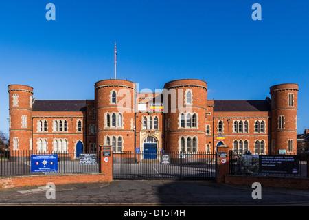 TA Centre-Northampton - Stock Photo