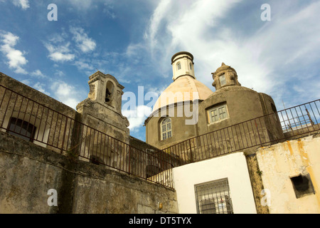 Santa Sofia Church, Anacapri, Capri, Campania,Italy, Europe - Stock Photo