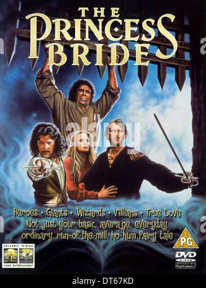 ANDRE THE GIANT, MANDY PATINKIN, ROBIN WRIGHT PENN, CARY ELWES, THE PRINCESS BRIDE, 1987