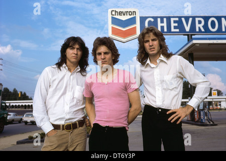 ALEX CHILTON JODY STEPHENS & ANDY HUMMEL BIG STAR: NOTHING CAN HURT ME (2012) - Stock Photo