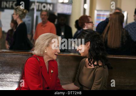 BETTY WHITE & JENNIFER LOVE HEWITT THE LOST VALENTINE (2011) - Stock Photo