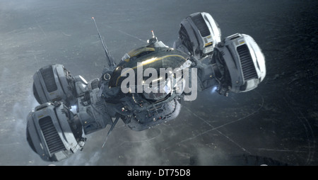 PROMETHEUS SPACECRAFT PROMETHEUS (2012) - Stock Photo