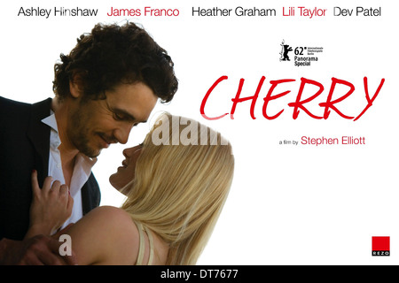 ASHLEY HINSHAW & JAMES FRANCO ABOUT CHERRY (2012 Stock ...