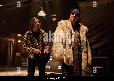 ALEC BALDWIN & TOM CRUISE ROCK OF AGES (2012) - Stock Photo