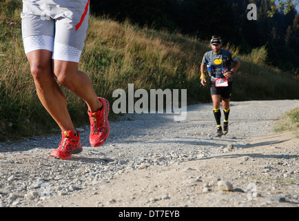The North Face Ultra Trail du Mont Blanc.