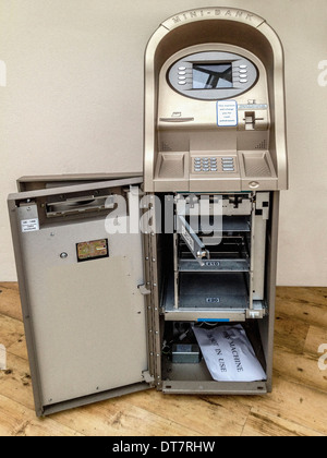 Out of service cash machine - Stock Photo