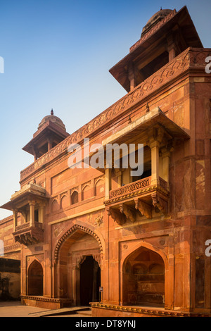 Fatehpur Sikri is a city and a municipal board in Agra district in the state of Uttar Pradesh, India.