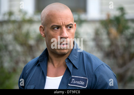 VIN DIESEL THE FAST AND THE FURIOUS 6 (2013) - Stock Photo