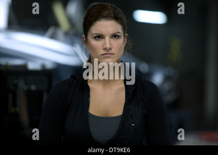 GINA CARANO THE FAST AND THE FURIOUS 6 (2013) - Stock Photo