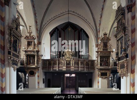 Rendsburg, St. Marien - Stock Photo