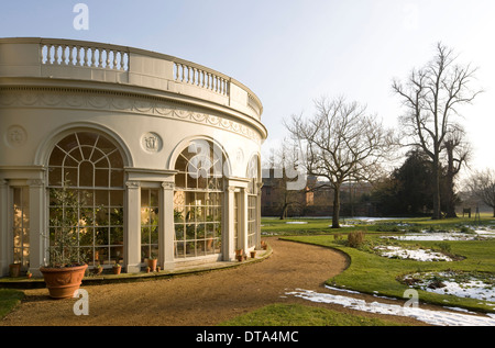 london osterley park gartenhaus stock photo royalty free image 66606074 alamy. Black Bedroom Furniture Sets. Home Design Ideas
