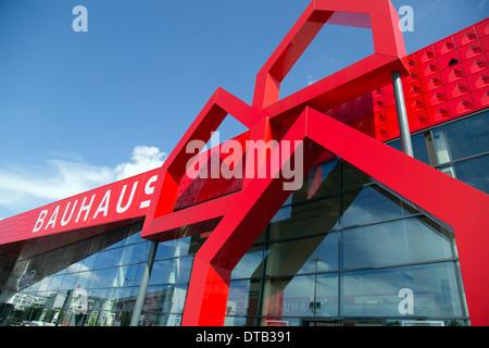 Bauhaus Marsdorf german diy market stock photo royalty free image 133037090 alamy