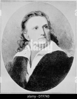 John James Audubon (1785-1851) - Stock Photo