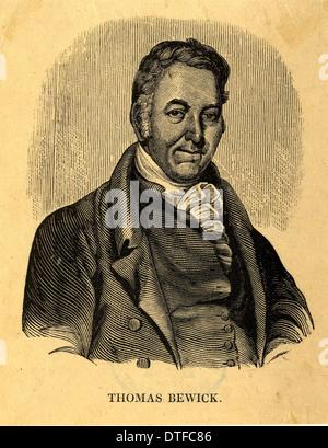 Thomas Bewick (1753-1828) - Stock Photo