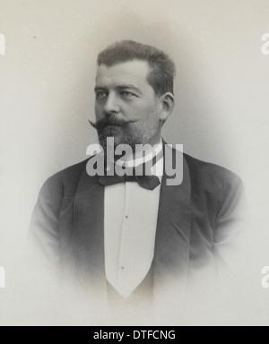 Ludwig von Graff (1851-1924) - Stock Photo