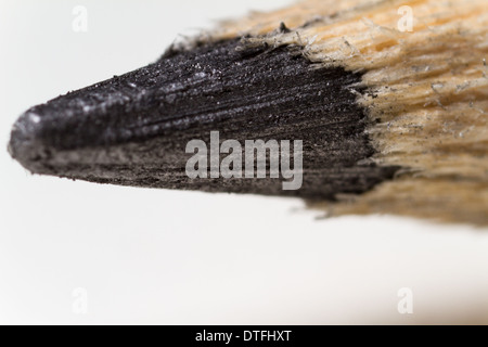 Close up of a pencil - Stock Photo